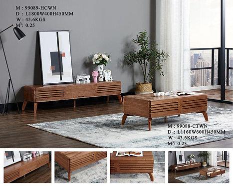 MX99089 Combo TV Cabinet Set