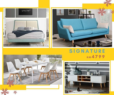 Signature Home Package