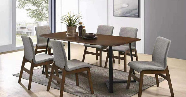 Geevana 6 Seater Dining Set