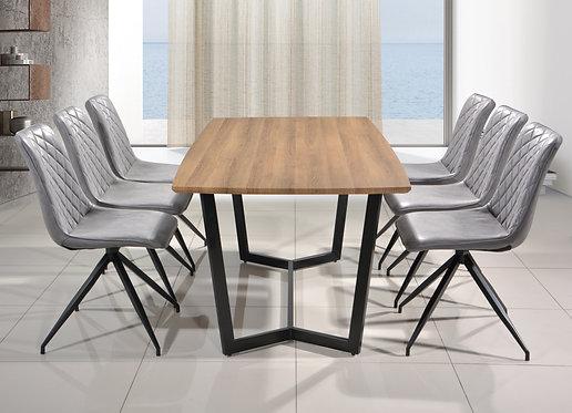 FR 79033 6 Seater Dining Set