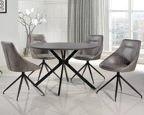 FR89019S 4 Seater Dining Set