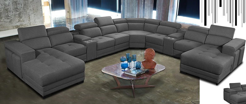 SF-00099 Corner Sofa