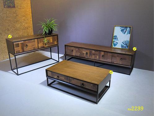 Maidera(R) 3in1 Living Room Set