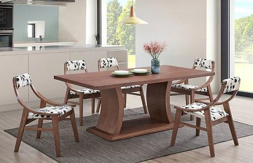 MX(M40) 6 Seater Dining Set