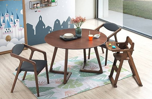 Mayber(R) 4 Seater Dining Set