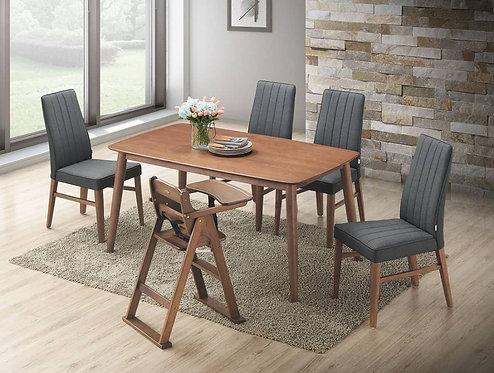 Frego(W) 6 Seater Dining Set