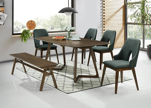 Seppina 6 Seater Dining Set
