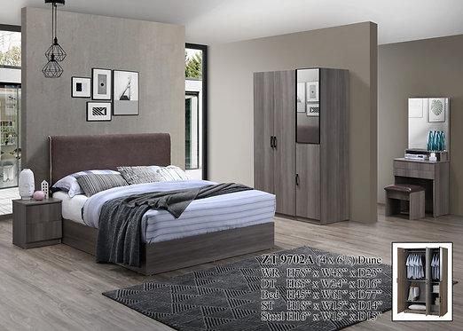 ZT-970A Queen/King Bedroom set