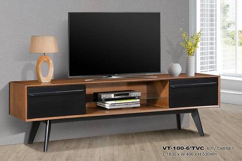 VT100 TV Cabinet (6ft)