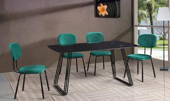 Emerald 6 Seater Dining Set