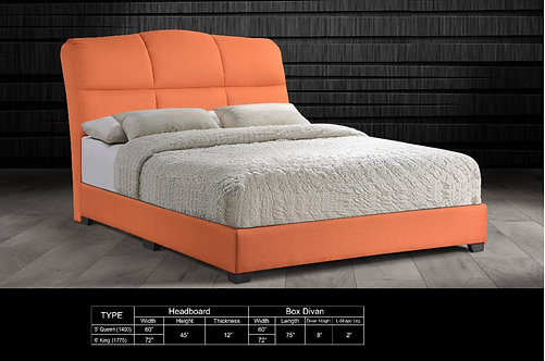 MX-774 Queen/King Bed Frame
