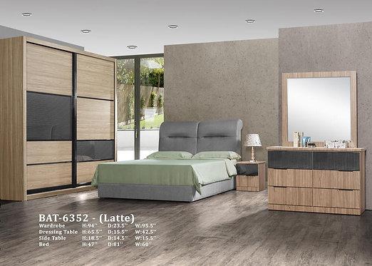 BAT6352 Queen/King Bedroom Set