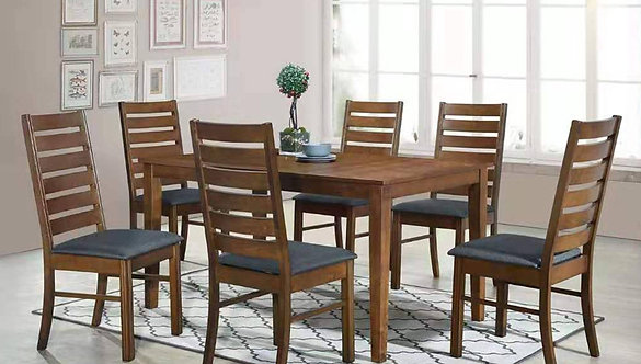 Marcony 6 Seater Dining Set