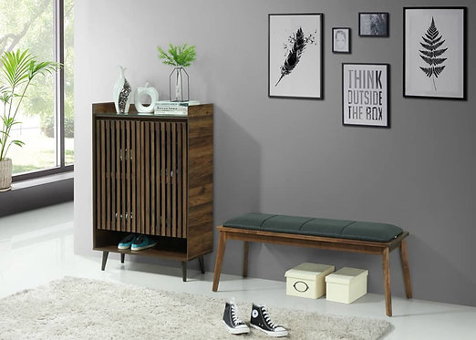 Umber Shoes Cabinet