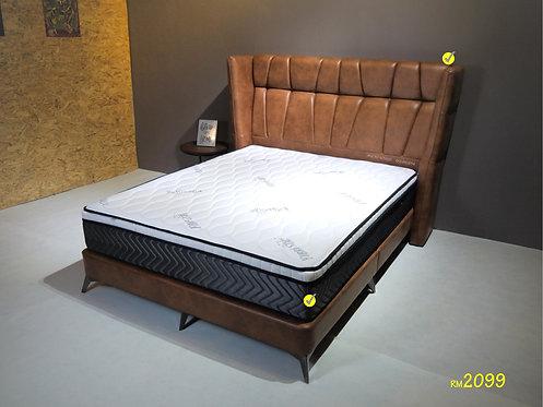 Oscar Combo Queen Bed Set