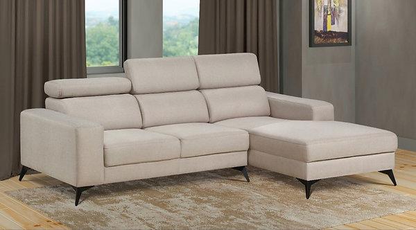 Vulton L-Shape Sofa