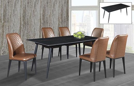 MX(A67B) Ceramic Dining Table