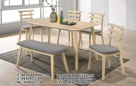 Perfect 6 Seater Dining Set
