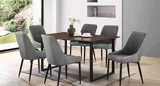 Hugo 6 Seater Dining Set