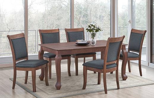 MX(9640) 6 Seater Dining Set