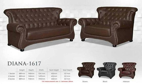 Diana 3 Seater Sofa