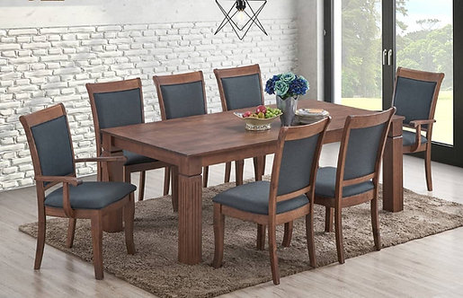 MX(9640A) 8 Seater Dining Set
