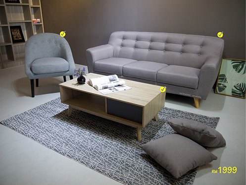 Shimo Combo Sofa Set