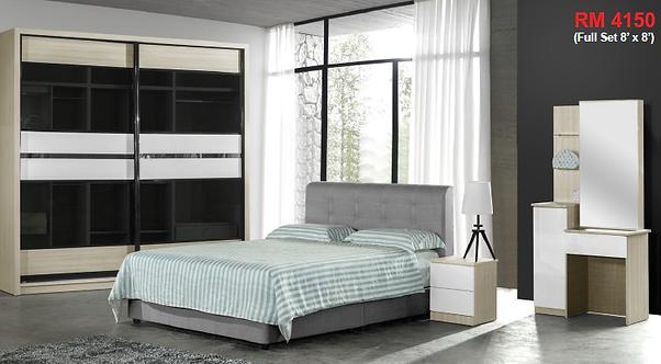 RH9722 Queen/King Bedroom Set