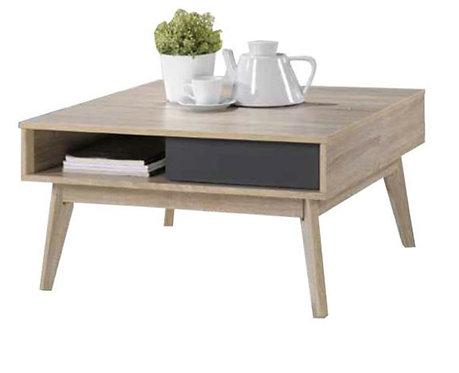 Hana Oak (SQ) Coffee Table