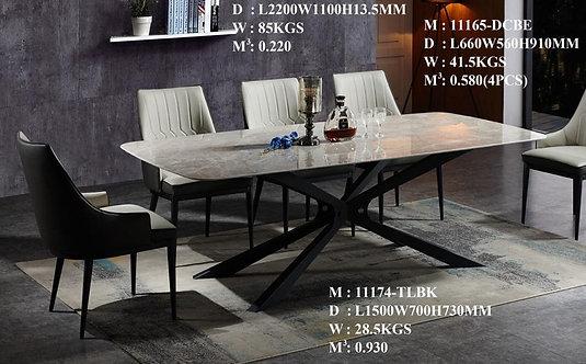 MX(11177) Ceramic Dining Table