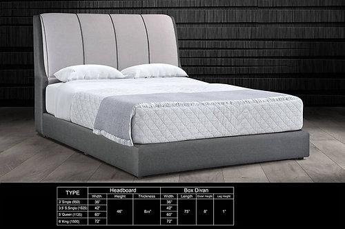 MX-320 Bed Frame