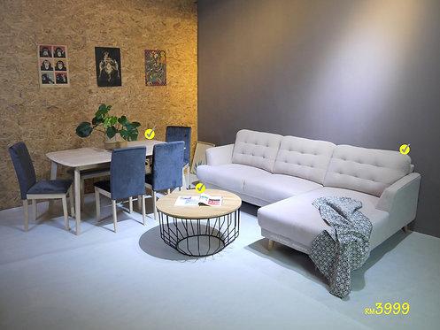 Lucano Combo Living Room Set