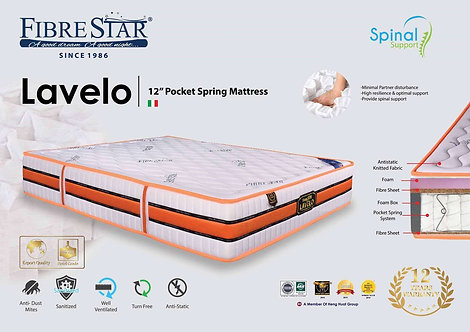 Fibre Star Lavelo Mattress