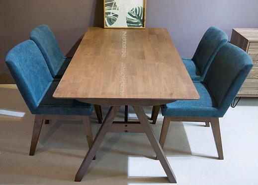 Weyner 4 Seater Dining Set