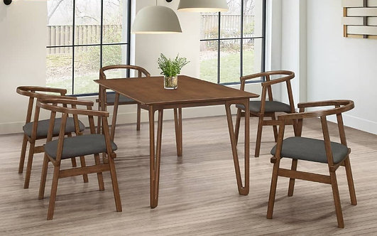 Enza 6 Seater Dining Set