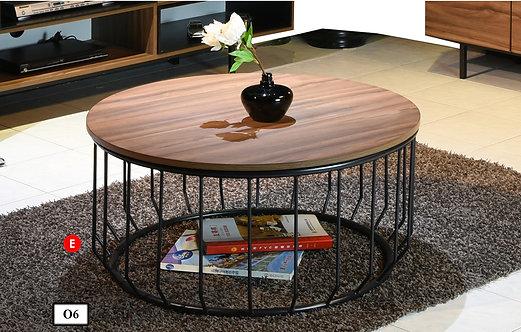 Oreo Industrial Coffee Table