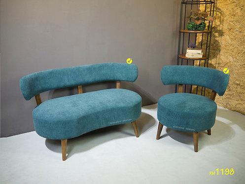 Peanut Combo Sofa Set