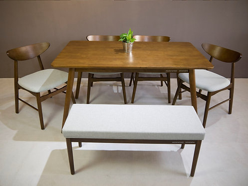 Fitchamp 6 Seater Dining Set