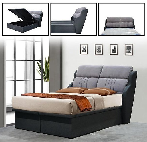 MX39 Queen/King Storage Bed Frame