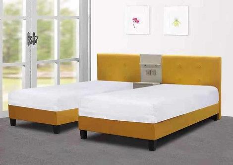 SP03 Hotel Design Single Bed Frame