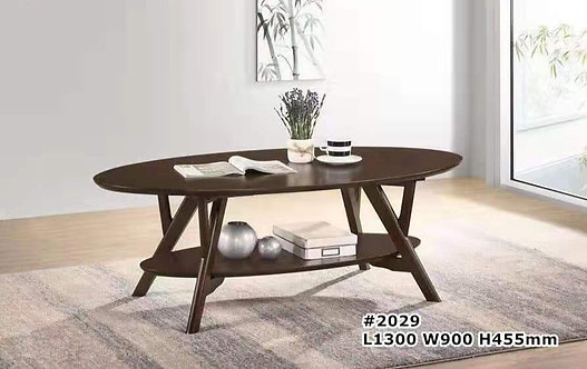 MX2029 Oval Coffee Table