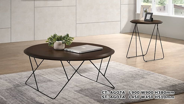 Agoto 2in1 Coffee Table Set