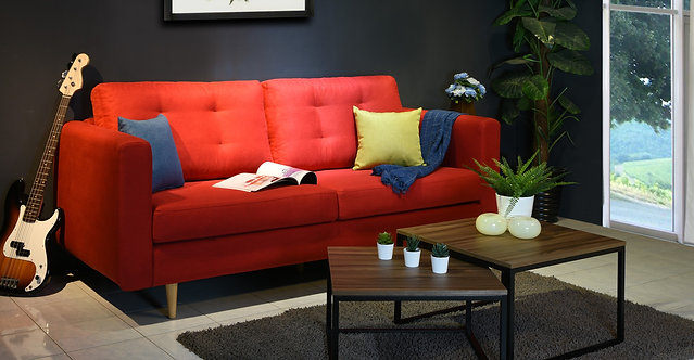 Ruby (WS) 3 Seater Sofa