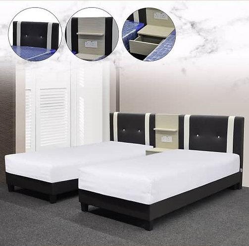 SB06 Hotel Design Single Bed Frame