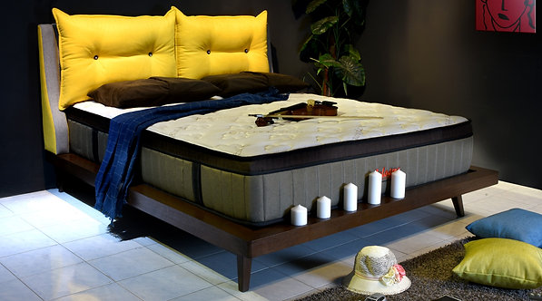 MX-126 Queen/King Bed Frame