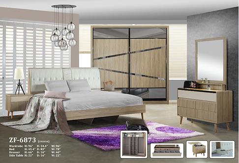 ZF6873 Queen/King Bedroom Set