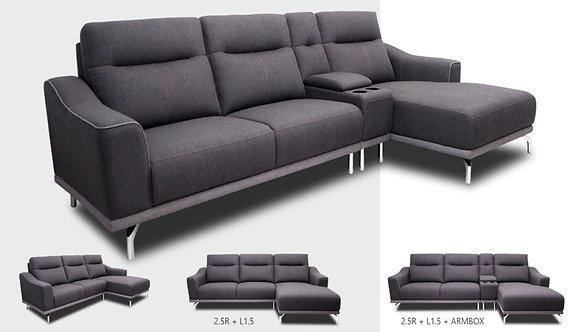 MX(206L) L-Shape Sofa