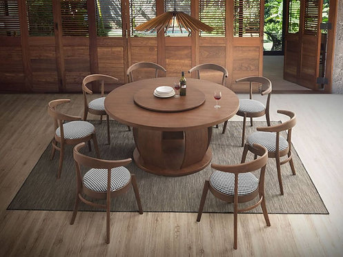 Peppa 8 Seater Dining Set