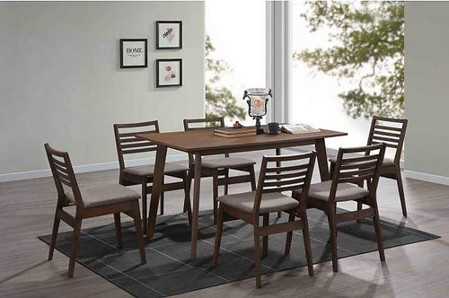 MX-166 6 Seater Dining Set