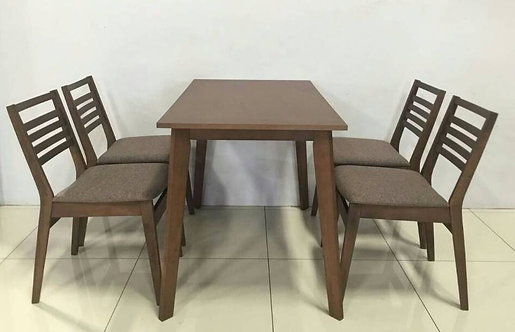 CKE14-166 4 Seater Dining Set